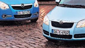 Kupujemy auto za 40 tys. zł - Radzimy co wybrać, Opla Agilę, Daihatsu Cuore, Skodę Fabię czy Dacię Sandero?
