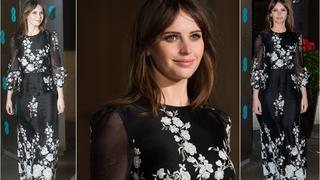 Best Look: Felicity Jones w sukience CO