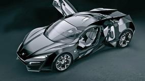 Najbardziej ekskluzywne auta świata