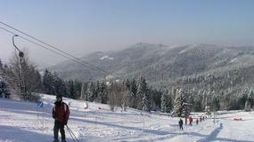 Polska - Wisła na zimę
