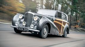 Bentley Mk VI Countryman Shooting Brake - zaproszenie na polowanie