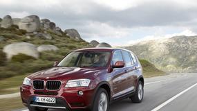 "BMW X3: Mocna ""trójka"""