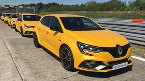 Renault Megane RS – wygląda świetnie, a jak jeździ? | Test na torze Poznań