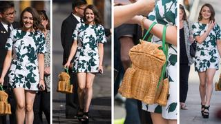 Best Look: Maisie Williams w komplecie Kate Spade New York