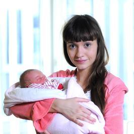 Zobacz zdjęcia dziecka Majki i Michała!