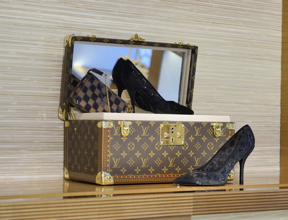 Otwarcie Louis Vuitton / mwmedia