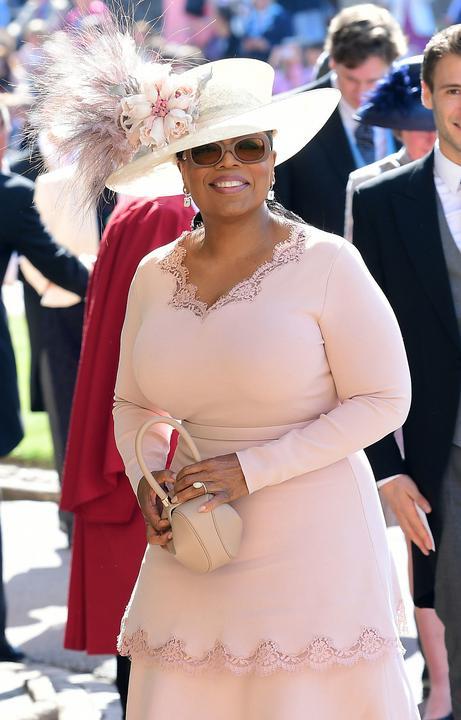 Oprah Winfrey /Fotó: AFP