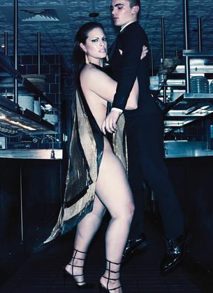 """Seksowna jak nigdy! Ashley Graham gwiazdą V Magazine"""""""