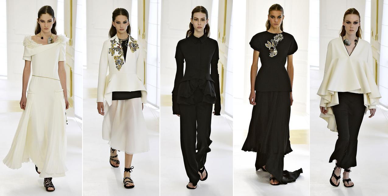 Kolekcja Dior Haute Couture jesień-zima 2016/17