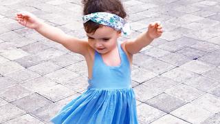 2-letnia modelka wystąpi w Nowojorskim Tygodniu Mody