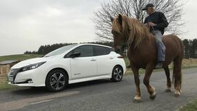 Nissan Leaf – elektryzujący kompakt. I to całkiem duży