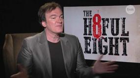 Quentin Tarantino: moje filmy są niezwykle śmieszne