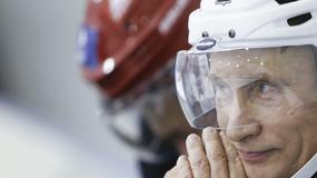 Premier Rosji trenuje hokej