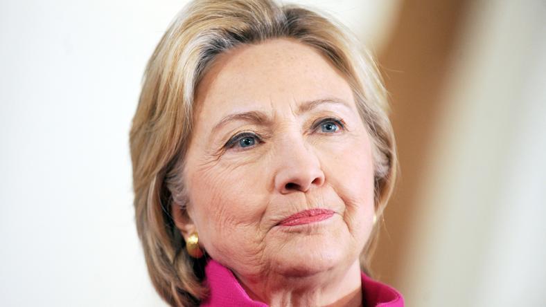 Hillary Clinton /Fotó: AFP