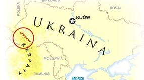 Ukraina - Gorgany. Góry poza czasem