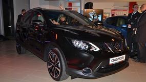 Nissan Qashqai wjeżdża do Polski - premiera