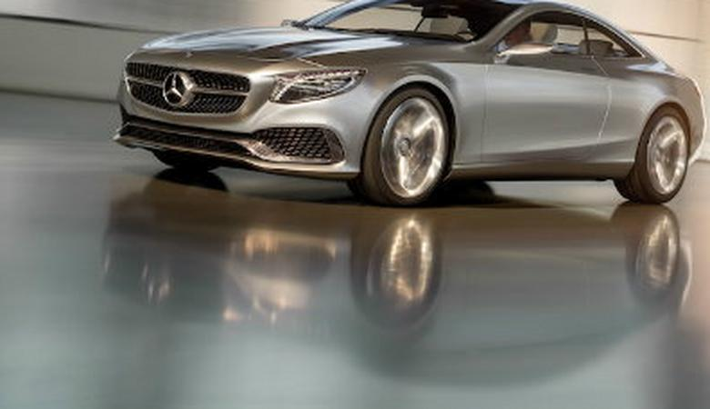Mercedes S-Coupe (TopGear)