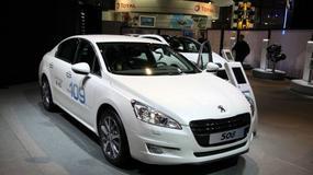 Taka będzie gama silników Peugeot 508