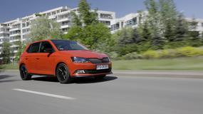 Škoda z Fabia z nowym silnikiem