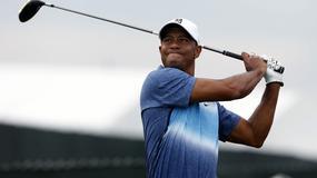 Tiger Woods coraz słabszy