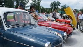 Automobile zjechały do Bielska - Białej