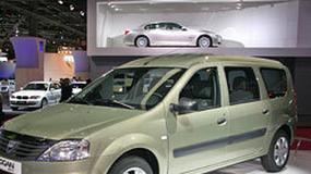 Paryż 2008: Dacia Logan MCV – nowa twarz dla kombi (wideo)
