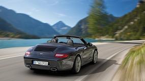 Porsche 911 jako czarny charakter
