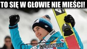 Historyczny triumf polskich skoczków - memy po konkursie drużynowym w Klingenthal