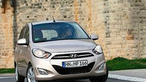 Tak wygląda Hyundai i10 po faceliftingu