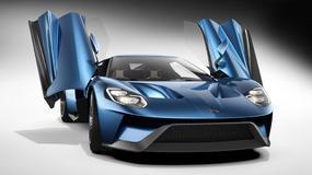 Ford GT - Legenda bez 2 cylindrów