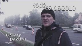 """""""Weekend"""" - wideoblog Cezarego Pazury"""