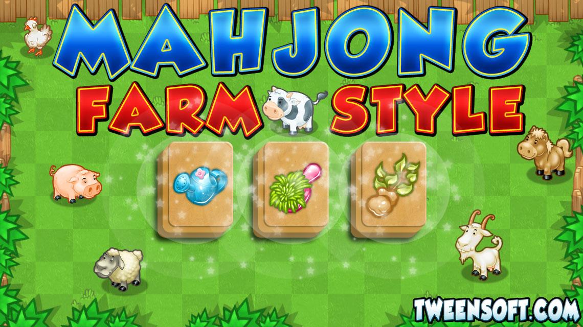 Mahjong: Farm Style