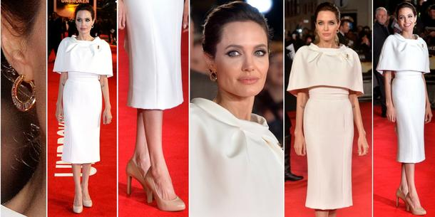 Best Look: Angelina Jolie w Ralph & Russo