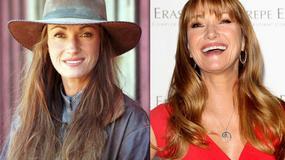 """64-letnia Jane Seymour zdumiewa urodą i zgrabną figurą - od czasu """"Dr Quinn"""" prawie się nie zmieniła. Zobaczcie!"""