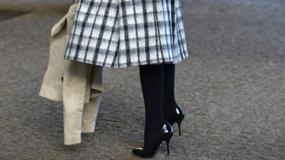 Kasia Tusk - czy w takiej spódnicy można wyglądać sexy?
