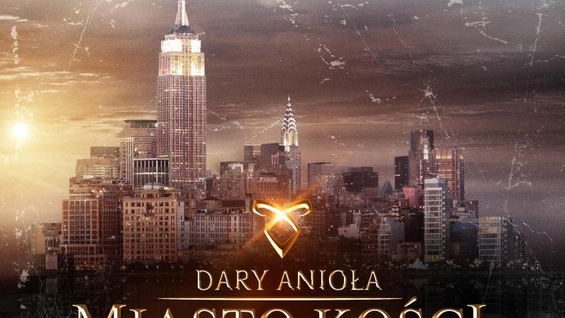 """""""Dary Anioła: miasto kości"""" - plakat"""