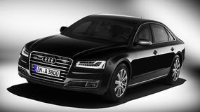 Frankfurt 2015: najbezpieczniejsze Audi A8 L Security