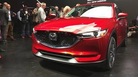 Mazda CX-5 - wkracza na wyższy poziom