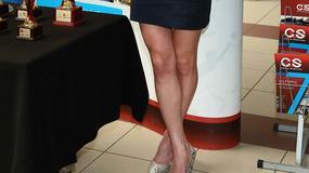 Justyna Kowalczyk pokazała nogi
