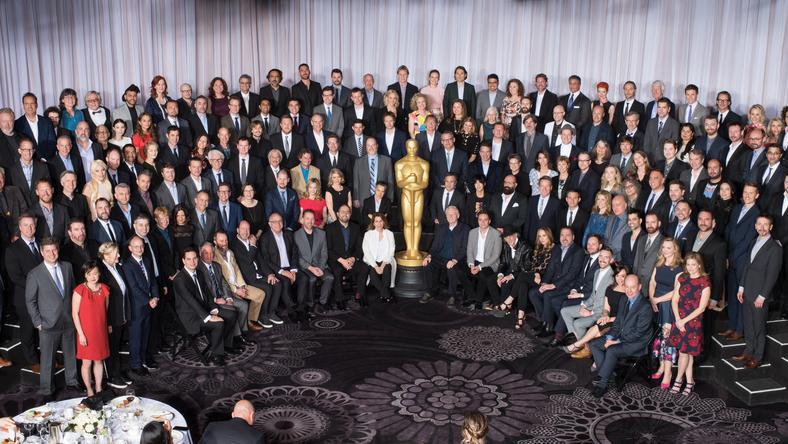 Idén is elkészült a jelöltek csoportképe /Fotó: Oscar.com