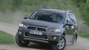 Mitsubishi Outlander: czy warto kupić podstawową wersję
