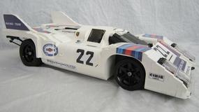 Porsche 917K zbudowane z klocków lego!