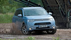 Test Mitsubishi Outlandera PHEV - Czy z prądem jeździ się taniej?
