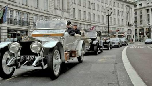 100 lat temu pierwszy Polak odebrał Rolls-Royce'a