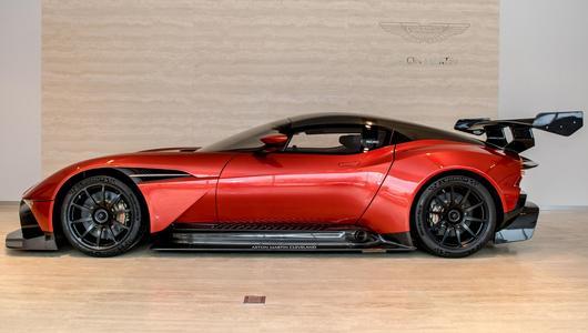 Aston Martin Vulcan w cenie dwóch LaFerrari