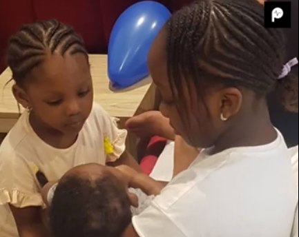 08c83b7f6f866480a3e0fca2b1c27f4e - Timaya dancing for his mum is the cutest video you'd watch today