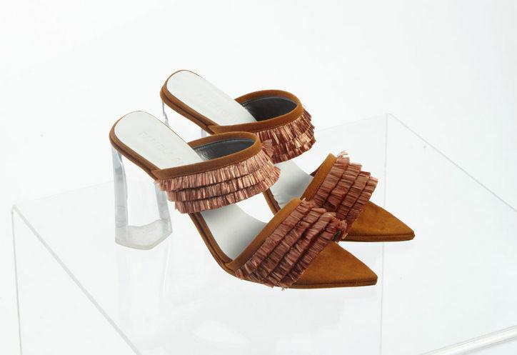 Pamela Anderson zaprojektowała wegańskie buty