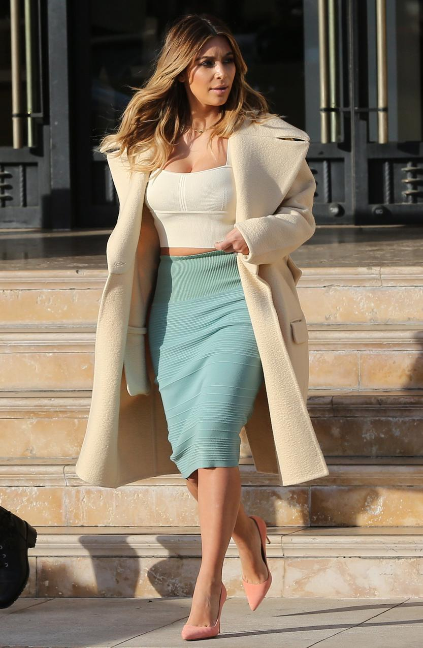 Kim Kardashian / Bulls Press