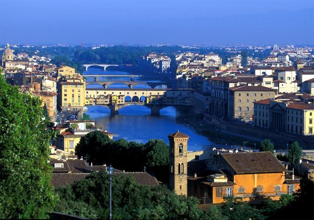 Florencja. Najpiekniejsze miejsca Włoch