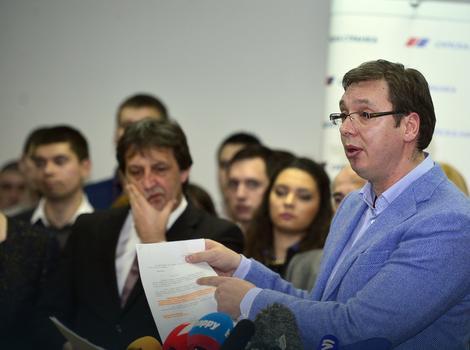 SNS negira navode Pajtića